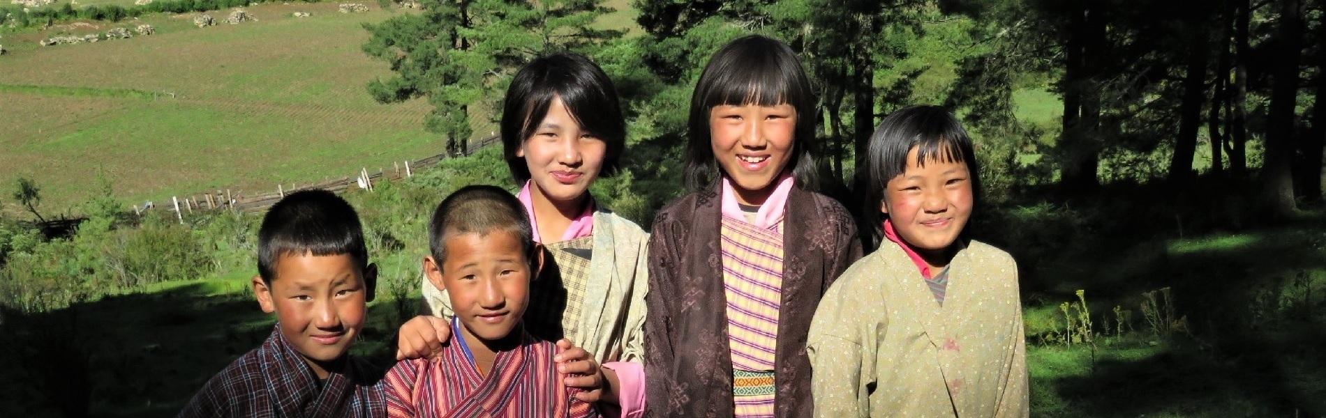 飛んで行きたい幸せの国 ブータン